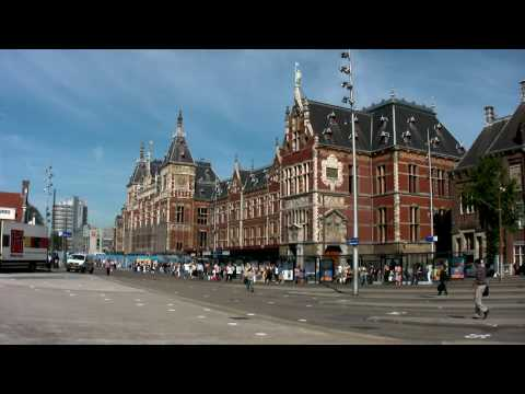 Centraal Station --- Amsterdam
