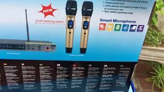 Micro không dây cao cấp SHURE URX-  micro karaoke cao cấp giá tốt nhất LH:0919182233/01689840238
