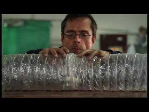 Conductos flexibles para aire acondicionado youtube for Conductos de aire acondicionado