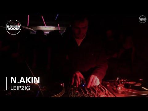 n.akin Boiler Room Leipzig DJ Set