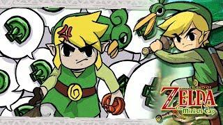 Las Piedras De La Suerte Verdes The Legend Of Zelda The Minish Cap 22 Youtube