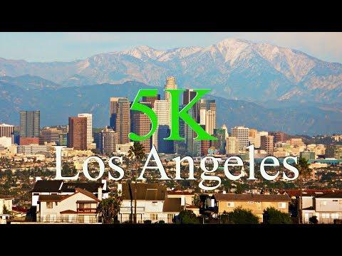 Los Angeles city 2018, USA Los Angeles 2018, Los Angeles 2018