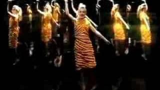 Reklama Kinder Bueno, PL (2004/2005) Amanda Lear (Commercial)