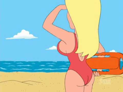 Family guy side boob