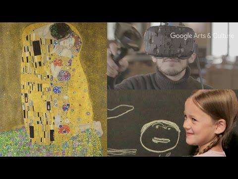 Google уместил всё мировое искусство на одном сайте и приложении