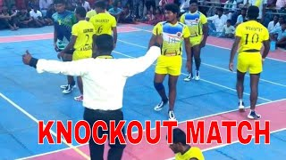 Kabaddi Match Free Quarter | Pk Sports Club Jolarpettai VS Hosur Sabapathi kabaddi club Team