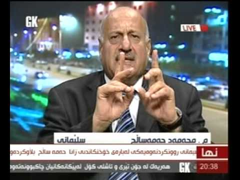 14 / 4 /2012 On Kurdish Genocide - Anfal
