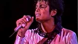 Michael Jackson - She's out of my life - Live Bad Tour [HD/720p]