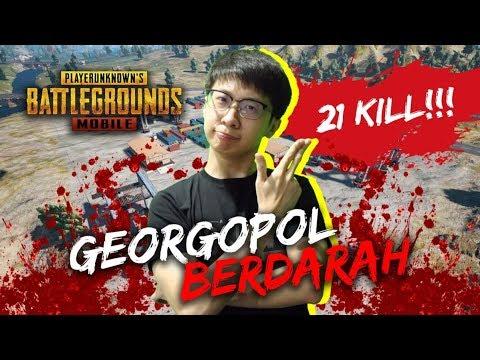 download 21 KILL! GEORGOPOL BERDARAH! - PUBG Mobile Indonesia