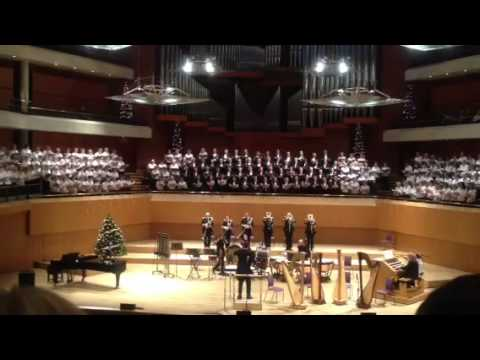 Ring Out Wild Bells at Manchester's Bridgewater Hall