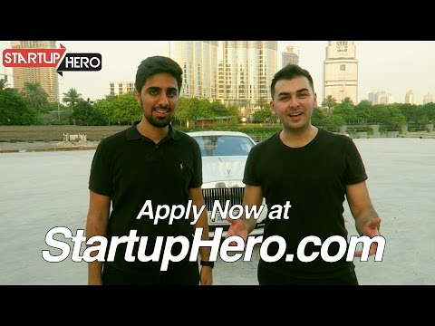 FREE TRIP TO DUBAI with MO VLOGS! - StartupHero #2