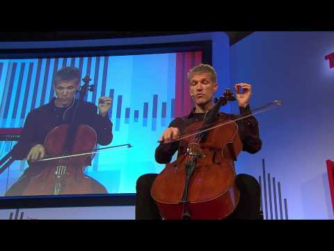 How all 12 musical notes are ctained within e note  Matthew Barley  TEDxHousesofParliament