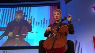 How all 12 musical notes are contained within one note | Matthew Barley | TEDxHousesofParliament
