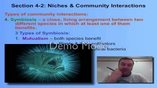 Chapter 4 Part 5 - Three Forms of Symbiosis