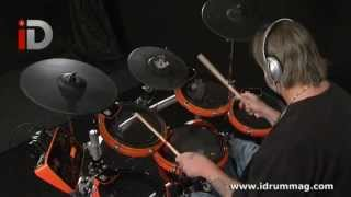 Pete Lockett - Indian rhythms for drumset - Lesson 001