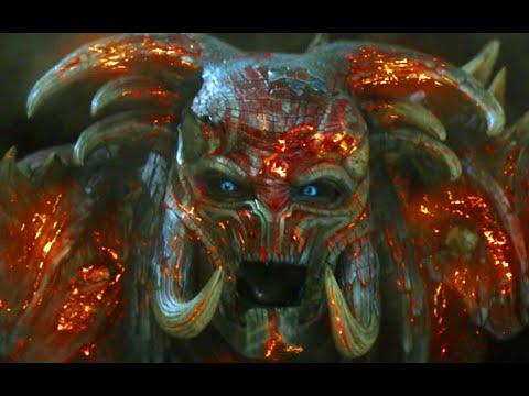 《雷神2:黑暗世界》黑暗精灵依靠种族之力,蜕变成诅咒士兵,雷神都不是他的对手!