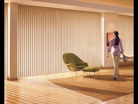 Persianas de madera, persianas de aluminio, persianas de PVC - YouTube