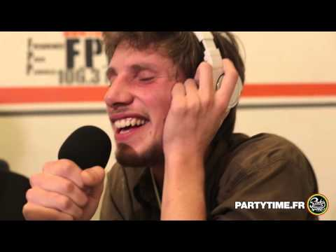 Naâman - Freestyle at Party Time radio show - 01 NOV 2015