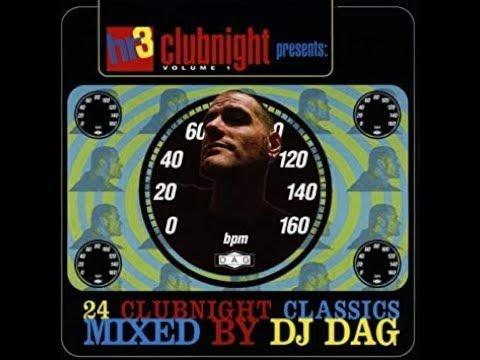 DJ DAG | Clubnight Classics (1997) [Trance Classics]