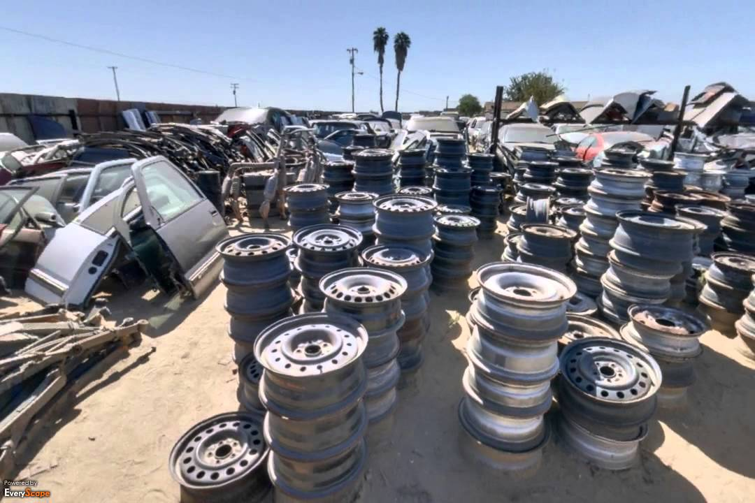 B And B Auto >> A B Auto Dismantling Bakersfield Ca Auto Parts Youtube