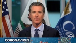 Coronavirus CA: Governor Gavin Newsom lays out 4 stages to reopen California businesses, schools