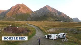 Arctic Campers - Mini Camper Rental Norway