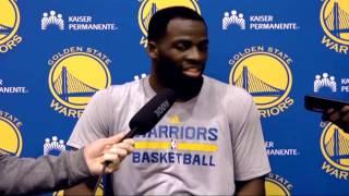 Inside the NBA: Draymond