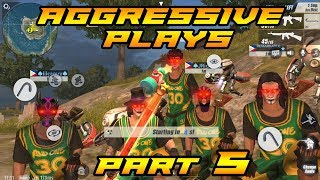 ROS Aggressive Play-Style Part 5 (MOBILE GAMEPLAY)