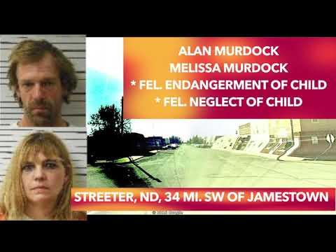 Disturbing Stutsman County, North Dakota Case Involving Children