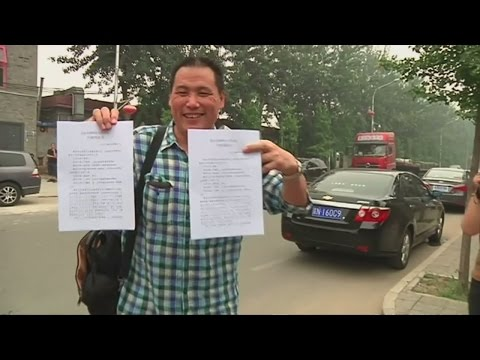 Chinese human rights lawyer Pu Zhiqiang given suspended sentence