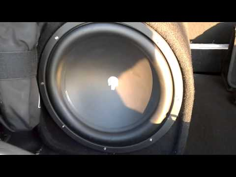1a60a8d35c55d9 Subwoofer NS 12AT - YouTube