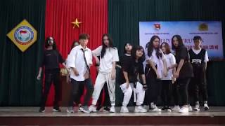 HÃY TRAO CHO ANH - Señorita - 16 SHOTS - CLB DANCING HAMRONG Dance cover