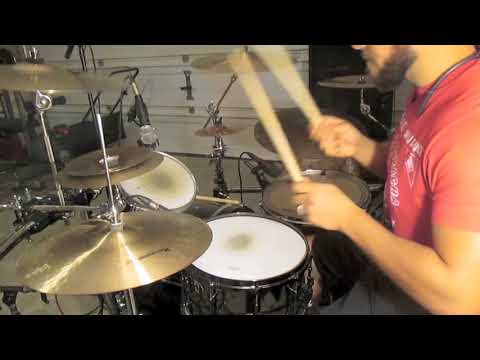Thrice - The Melting Point of Wax drum cover
