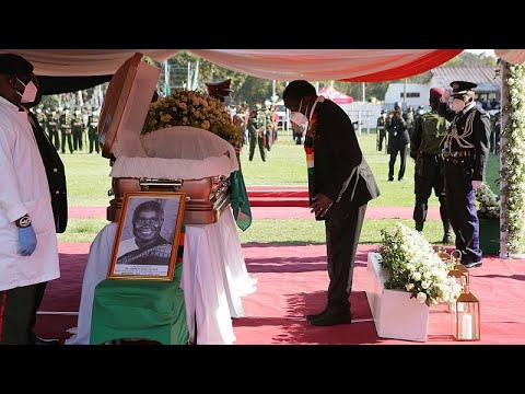 African leaders pay tributes to Kenneth Kaunda at memorial service