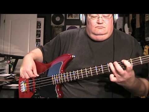 ACDC T.N.T. Bass Cover with Notes & Tab