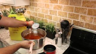 How to filter, clean and store deep fryer oil for later use