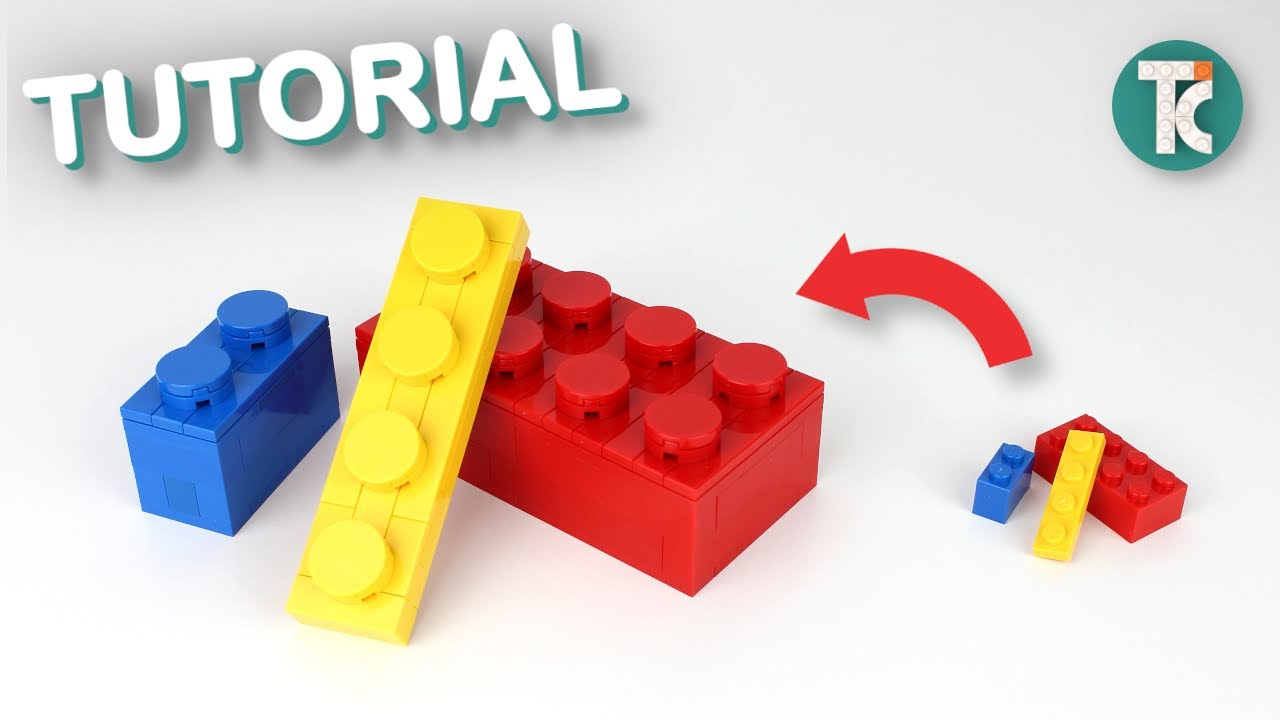 LEGO Giant Bricks (Tutorial)
