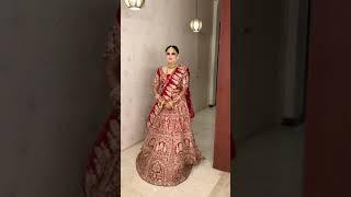 Amazing Akriti ! Bridal Makeup by Parul Garg