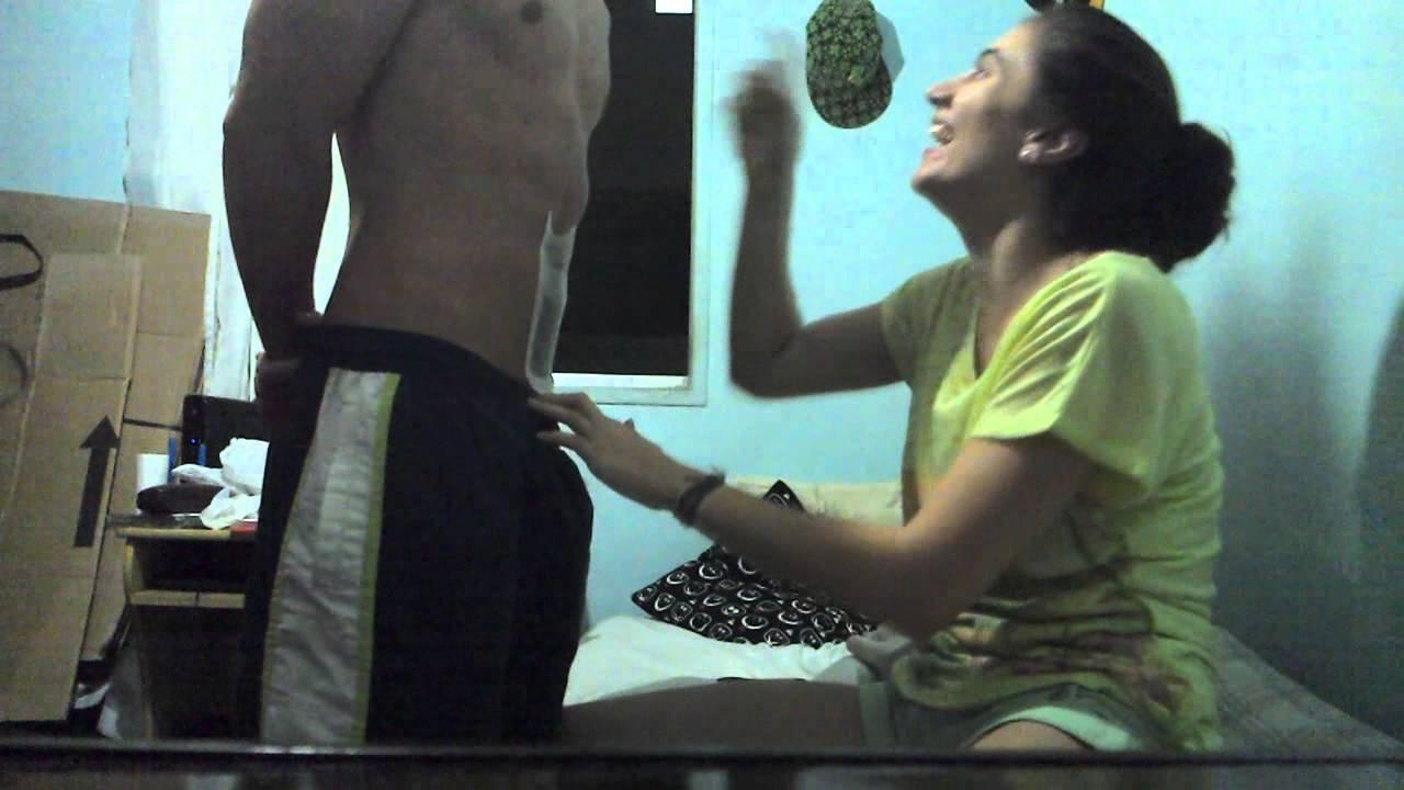Esposa gozando de 4 no pau do amante enquanto corno filma - 3 part 10