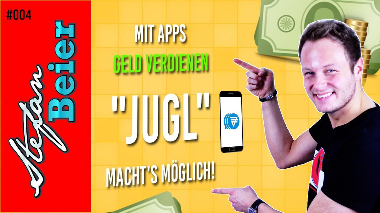 jugl app besser verstehen auszahlungsnachweis mit app geld verdienen youtube. Black Bedroom Furniture Sets. Home Design Ideas