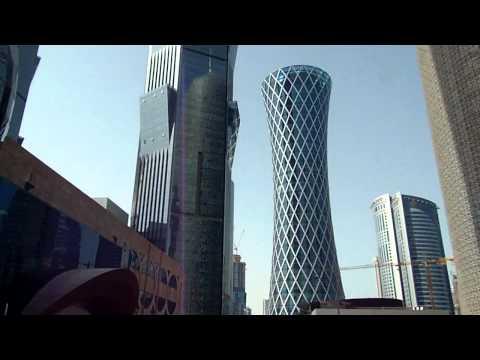 Qatar  Doha Condom Building
