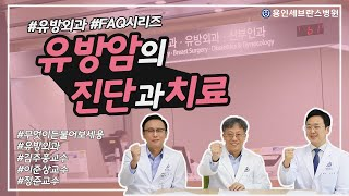 유방암의 진단과 치료 | 용인세브란스병원 유방외과