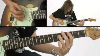 Blues Grit - #19 Hey Joe Blues - Guitar Lesson - Kelly Richley