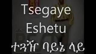 Tsegaya  Eshetu   ተጏዥ  በአይኔ   ላይ