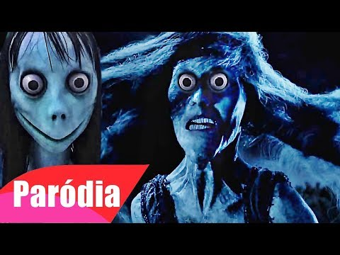 A MOMO DO WHATSAPP - Mama | PARÓDIA
