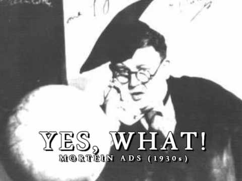 Yes What Radio Show (1930s) - 6 Mortein Advertisements