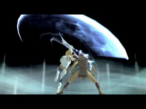 El Shaddai Ascension of the Metatron Gameplay