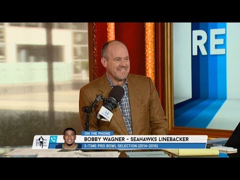 Seattle Seahawks Linebacker Bobby Wagner Dials In to The Rich Eisen Show | Full Interview | 10/6/17