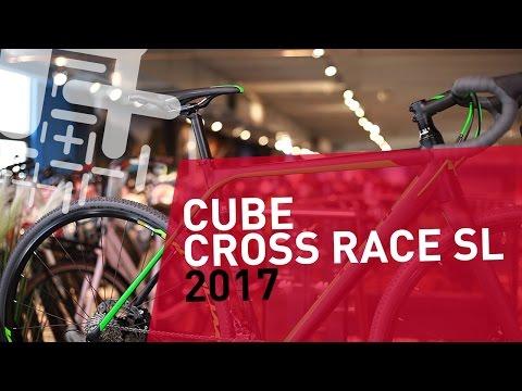 Cube Cross Race SL - 2017