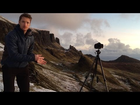 Landscape Photography on Location: Isle of Skye Part 1. The Quiraing & The Cuillins Hills